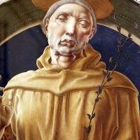 Cosmè tura, sant'antonio da padova, 1484-88 ca. 02 - Sailko - Modena (MO)