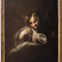 Domenico fetti, angelo su nuvole, 1614 ca. 02 - Sailko - Modena (MO)