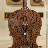 Domenico galli e liutaio ignoto, violoncello, 1691, 01 - Sailko - Modena (MO)