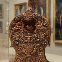 Domenico galli e liutaio ignoto, violoncello, 1691, 02 - Sailko - Modena (MO)