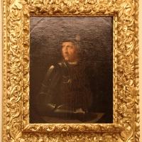 Dosso dossi, ritratto di ercole I d'este (da ercole de' roberti), 1524-28 ca - Sailko - Modena (MO)