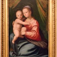 Fra paolino, madonna col bambino (estense) - Sailko - Modena (MO)