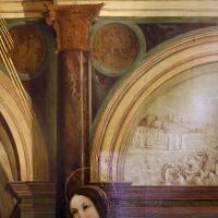 Francesco bianchi ferrari e giovanni antonio scacceri, annunciazione, 1506-12, 03 medaglioni - Sailko - Modena (MO)