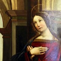 Francesco bianchi ferrari e giovanni antonio scacceri, annunciazione, 1506-12, 05 - Sailko - Modena (MO)