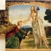 Francesco bianchi ferrari, noli me tangere, 1500 ca - Sailko - Modena (MO)