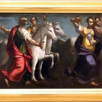 Gaspare venturini, allegorie di casa d'este, 1592-93, 01 - Sailko - Modena (MO)