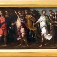 Gaspare venturini, allegorie di casa d'este, 1592-93, 03 - Sailko - Modena (MO)
