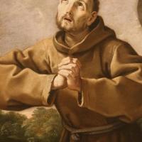 Giovan francesco gessi, san francesco in adorazione della croce, 1630-40 ca. 02 - Sailko - Modena (MO)