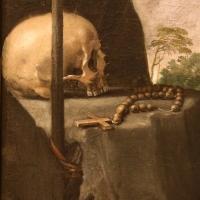 Giovan francesco gessi, san francesco in adorazione della croce, 1630-40 ca. 03 teschio - Sailko - Modena (MO)