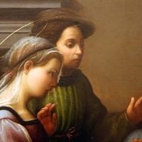 Giuliano bugiardini, nascita del battista, 1517-18, 03 - Sailko - Modena (MO)
