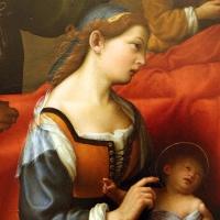 Giuliano bugiardini, nascita del battista, 1517-18, 04 - Sailko - Modena (MO)