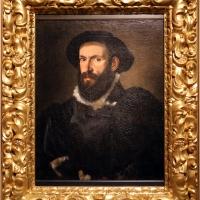 Giulio campi (attr.), ritratto d'uomo, 1540-45 ca - Sailko - Modena (MO)