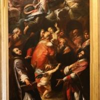 Giulio cesare procaccini, circoncisione di gesù coi santi Ignazio e Francesco, 1616, 01 - Sailko - Modena (MO)