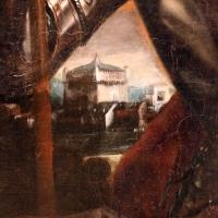 Guercino, marte, venere e amore, 1633, 03 paesaggio - Sailko - Modena (MO)