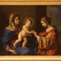 Guercino, sposalizio mistico di santa caterina, 1650, 01 - Sailko - Modena (MO)