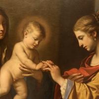 Guercino, sposalizio mistico di santa caterina, 1650, 02 - Sailko - Modena (MO)
