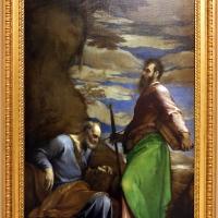 Jacopo bassano, santi pietro e paolo, 1561 ca. 01 - Sailko - Modena (MO)