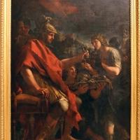 Lazzaro baldi, scipione colma di doni il re di numidia massinissa, 1660-61 - Sailko - Modena (MO)