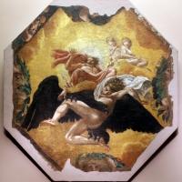Leolio orsi, frammenti di affreschi dalla rocca di novellara, 1546 ca., ratto di ganimede - Sailko - Modena (MO)