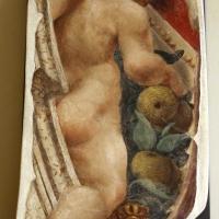 Leolio orsi, frammenti di affreschi dalla rocca di novellara, 1555-56 ca., 02 putto - Sailko - Modena (MO)