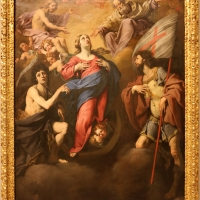 Luca ferrari, assunta tra i ss. g. battista e giorgio, 1649 ca - Sailko - Modena (MO)