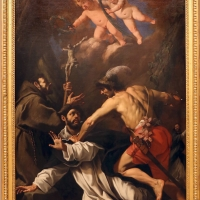 Luca ferrari, martirio di san pietro da verona, 1642-48 - Sailko - Modena (MO)