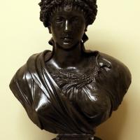 Ludovico lombardo, busto di vibia sabina come cerere, 1550-60 ca - Sailko - Modena (MO)