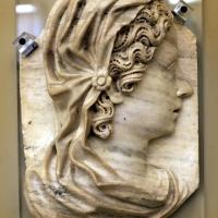 Manifattura veneziana, testa di fanciulla, 1510 ca - Sailko - Modena (MO)