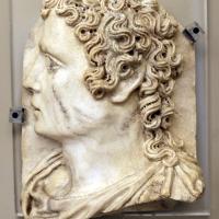 Manifattura veneziana, testa di giovane, 1510 ca - Sailko - Modena (MO)