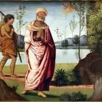 Marco meloni (attr.), storie di abramo, 1504, 03 - Sailko - Modena (MO)