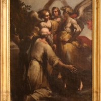 Mastelletta, apparizione dei tre angeli ad abramo, 1620 ca - Sailko - Modena (MO)
