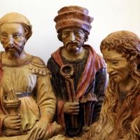 Michele da firenze, compianto sul cristo morto, 1443-48, 02 - Sailko - Modena (MO)