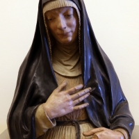 Niccolò dell'arca (attr.), santa monaca, 1480 ca. 01 - Sailko - Modena (MO)