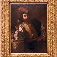 Nicolas tournier, soldato che alza il calice, 1619-24 - Sailko - Modena (MO)