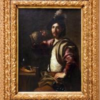 Nicolas tournier, soldato che alza la fiasca, 1619-24 - Sailko - Modena (MO)