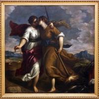 Palma il giovane, allegoria della giustizia e della pace, 1620 ca - Sailko - Modena (MO)