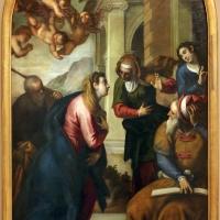 Palma il giovane, visitazione, 1610-11 - Sailko - Modena (MO)