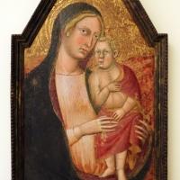 Paolo di giovanni fei (attr.), madonna col bambino, 1375-1410 ca - Sailko - Modena (MO)