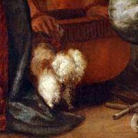 Pietro liberi, nascita del battista, 1650-60 ca. 02 cagnolino - Sailko - Modena (MO)