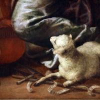 Pietro liberi, nascita del battista, 1650-60 ca. 03 pecorella - Sailko - Modena (MO)