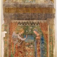 Pittore ferrarese o modenese, annunciazione, 1475-1518 ca - Sailko - Modena (MO)