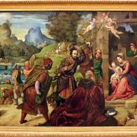 Polidoro da lanciano, adorazione dei magi, 01 - Sailko - Modena (MO)