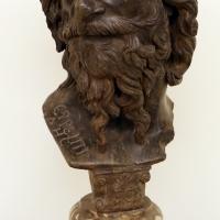 Scultore forse fiorentino, testa cosiddetto euripide, 1525-50 ca - Sailko - Modena (MO)