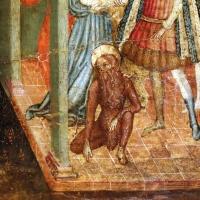 Secondo maestro di carpi, leggenda di san giovanni boccadoro (crisostomo), 1430 ca. 10 - Sailko - Modena (MO)