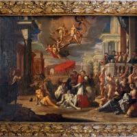 Sigismondo caula, san carlo borromeo somministra l'eucarestia agli appestati, 1670-75 ca - Sailko - Modena (MO)