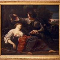 Sisto badalocchio, tancredi battezza clorinda, 1609-10 ca - Sailko - Modena (MO)