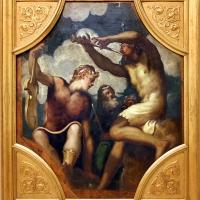 Tintoretto, tavole per un soffitto a palazzo pisani in san paterniano a venezia, 1541-42, giudizio di re mida - Sailko - Modena (MO)