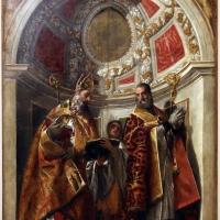Veronese, due santi vescovi, 1558-61, 01 - Sailko - Modena (MO)