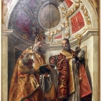 Veronese, due santi vescovi, 1558-61, 02 - Sailko - Modena (MO)