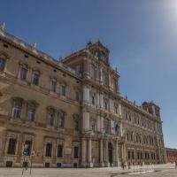 Splende il sole sul Palazzo Ducale - Angelo nastri nacchio - Modena (MO)